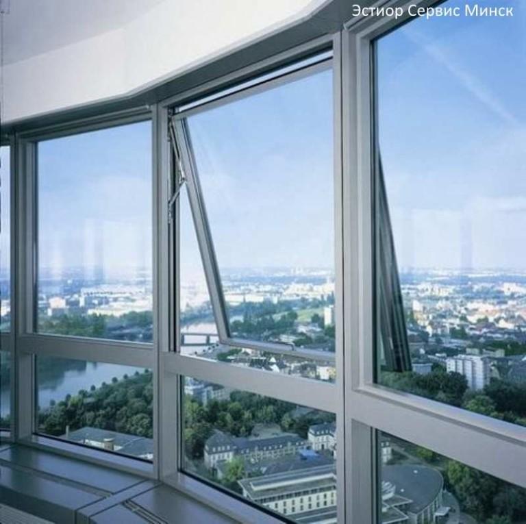 Пластиковые или алюминиевые окна: какие лучше на балкон, отл.