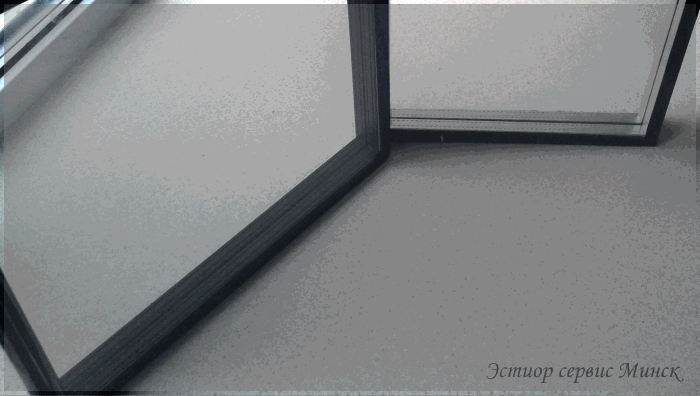 Замена однокамерных и двухкамерных стеклопакетов