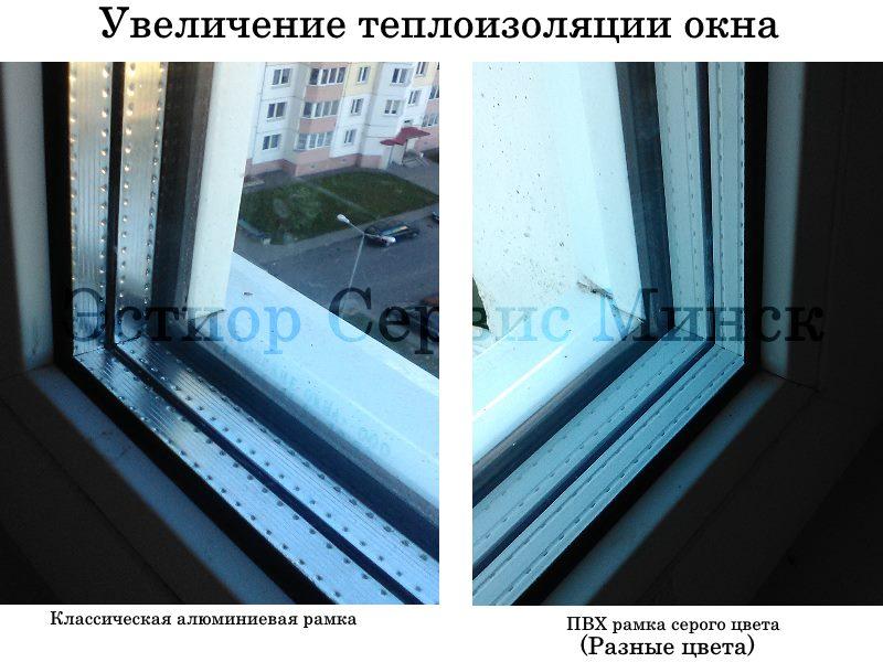 заменить стекло в стеклопакете в Минске цены