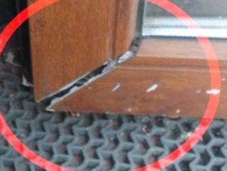 выполняем ремонт дверей пвх и алюминиевых дверей в Минске с любыми поломками