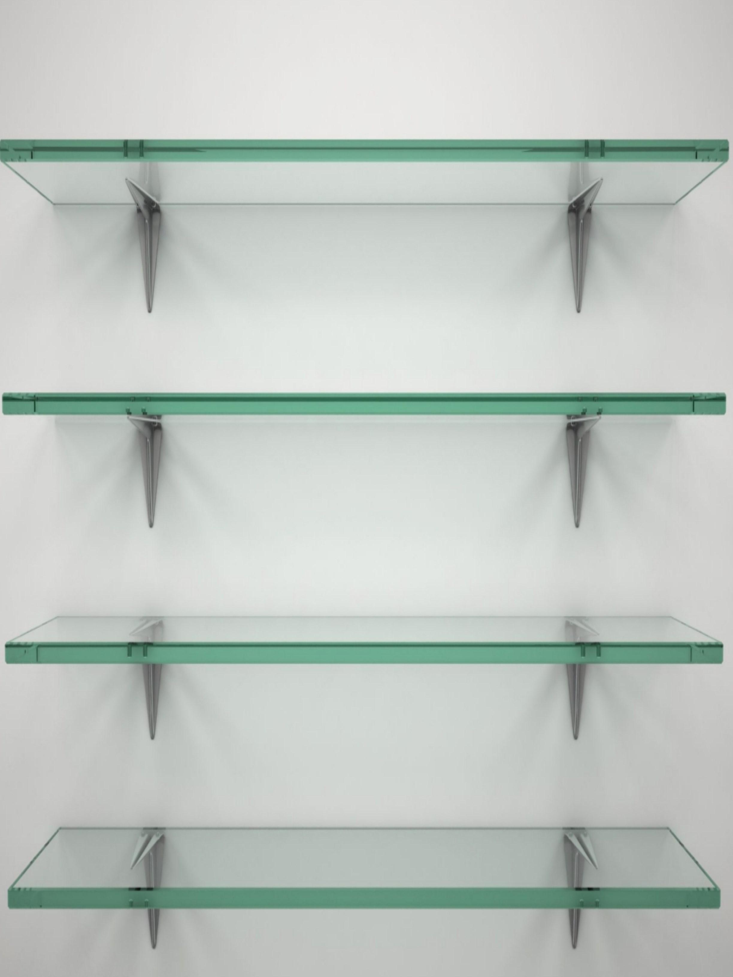 стеклянные полки и изделия из стекла