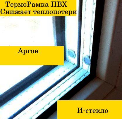 Замена стеклопакета без рамы в Минске